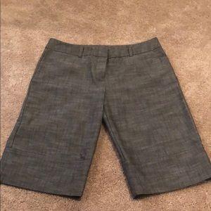 Capri dress pants.